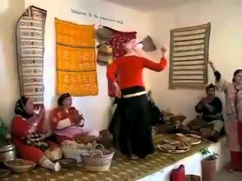 Moroccan Dance Tamazight - YouTube