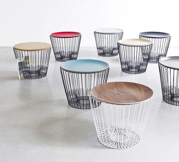 Table basse porte revues by Coming B. En vente chez INEXTOO Labège et Toulouse