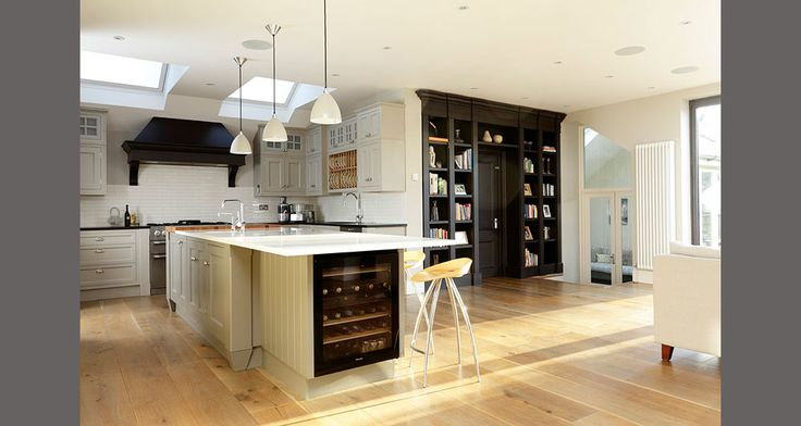 Richard Baker Furniture :: Kitchens :: Hampton