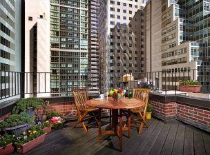The Hotel Giraffe New York Official Site Best Luxury Boutique Manhattan