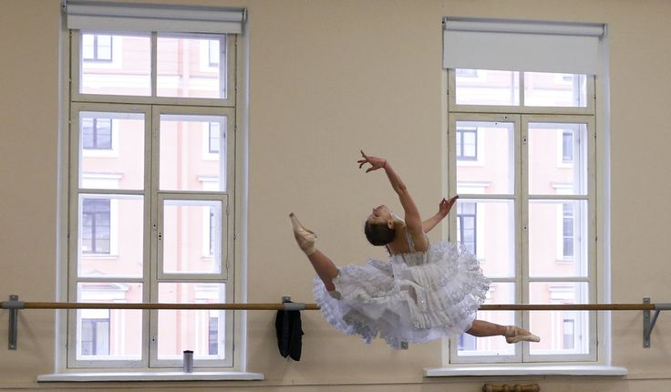 Watch Ballet All Day In Honor Of World Ballet Day