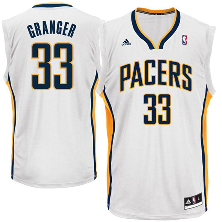 Danny Granger Indiana Pacers adidas Youth Replica Home Jersey -