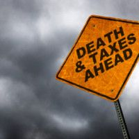 "Death & Taxes Ahead   Benjamin Franklin famously remarked that ""nothing can be said to be certain, except death and taxes."" Sometimes death and tax go together. Find out if your estate will be subject to Illinois or Federal estate taxes...."