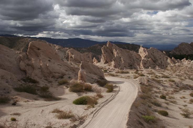 Salta | Quebrada de las Flechas. Más info en www.facebook.com/viajaportupais