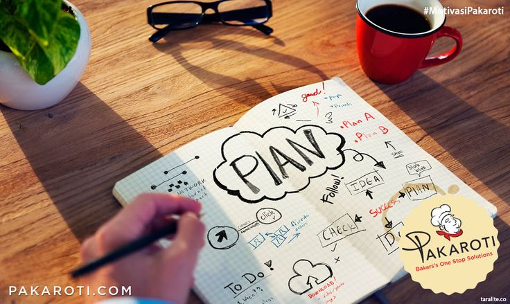 Dalam rangka mencapai tujuan, kembangkan secara jelas dan singkat setiap rencana Anda . #MotivasiPakaroti