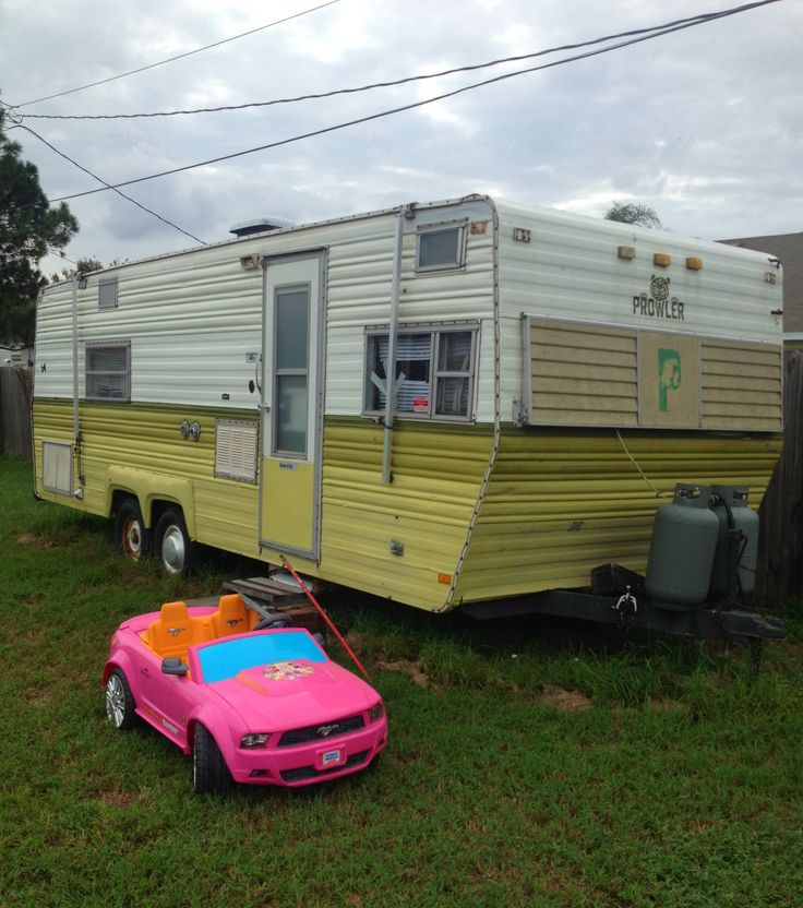Travel Campers: 15 Best 70's Prowler Travel Trailers Images On Pinterest
