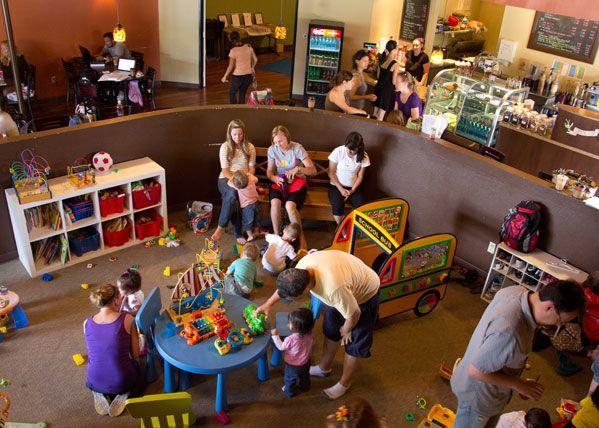 Kid-friendly #coffee shop: Java Mama  #ScrippsRanch