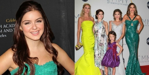 Ariel Winter: 'Modern Family' Teen Claims Mom Abuse...