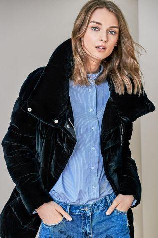 Black and grey jacket next
