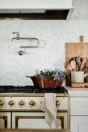 Farmhouse Kitchen Inspiration with Kohler