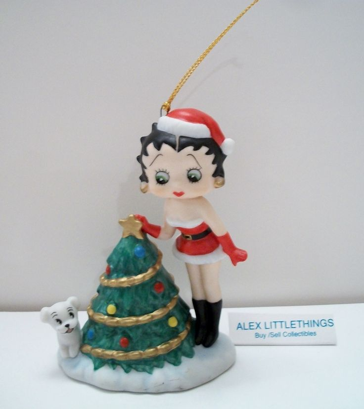 Betty Boop Christmas Decorations Uk | www.indiepedia.org