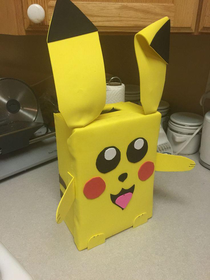 Pokemon Valentine's Box