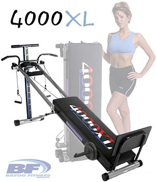 Bayou Fitness 4000 XLTotal Trainer  Home Gym