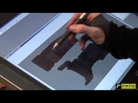 Rob Cunningham concept artist interview 2006 part 1/3 - YouTube