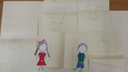 Onze 5 schetsen