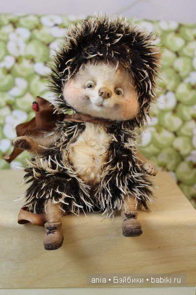 Авторские игрушки Владлены Кириенко / Изготовление игрушек своими руками / Бэйбики. Куклы фото. Одежда для кукол