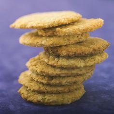 Овсяное печенье без сахара, яиц и муки