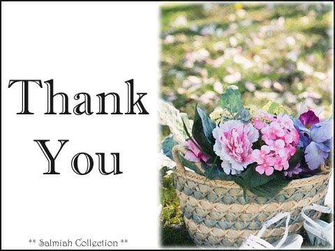 Thank You Card 35