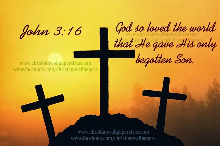 Good Friday Quotes From The Bible: Download HD Christian Bible Verse Greetings Card