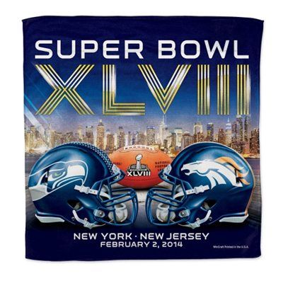Denver Broncos vs. Seattle Seahawks Super Bowl XLVIII