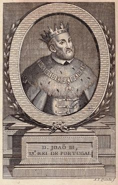 "El-Rei D. João III de Portugal e dos Algarves (1502-1557) ""O Piedoso"". Casa Real: Avis Editorial: Real Lidador Portugal Autor: Rui Miguel"