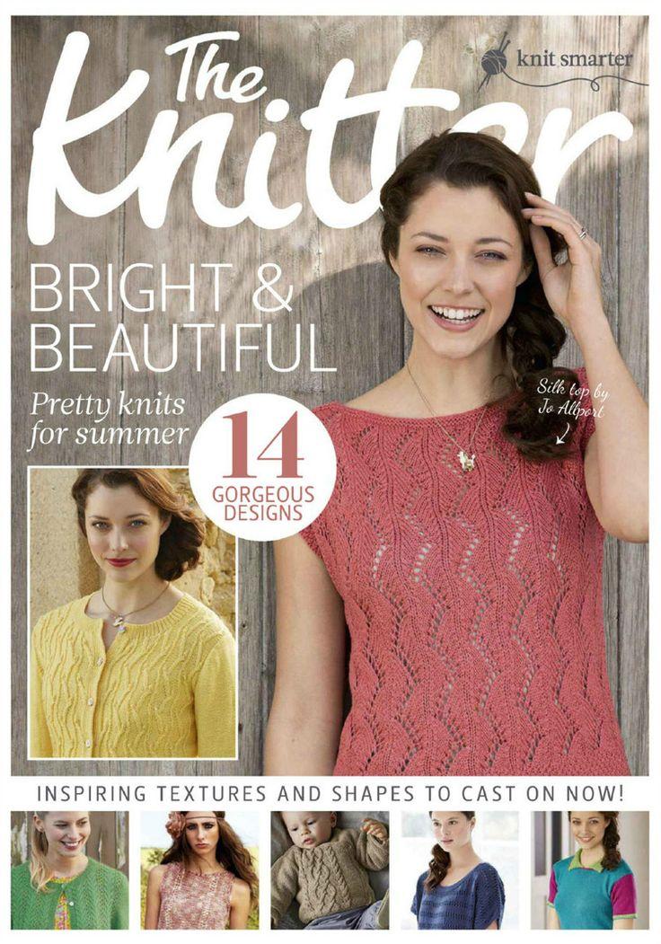 The Knitter №84 2015----春季的编织