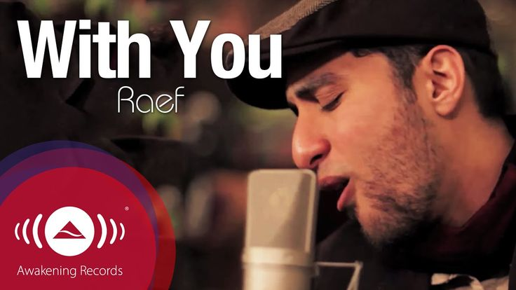 Raef - With You (Chris Brown Cover)