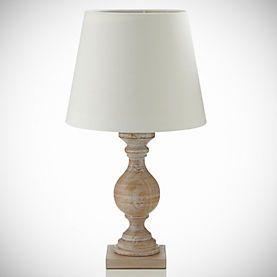 Tu Sampson Wooden Table Lamp