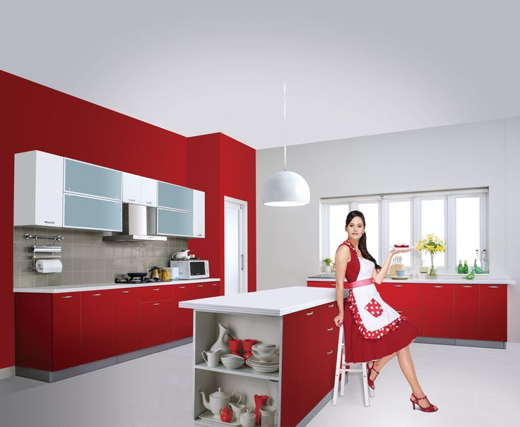the l shaped kitchen is an absolute stunner it gives you ample storage space and