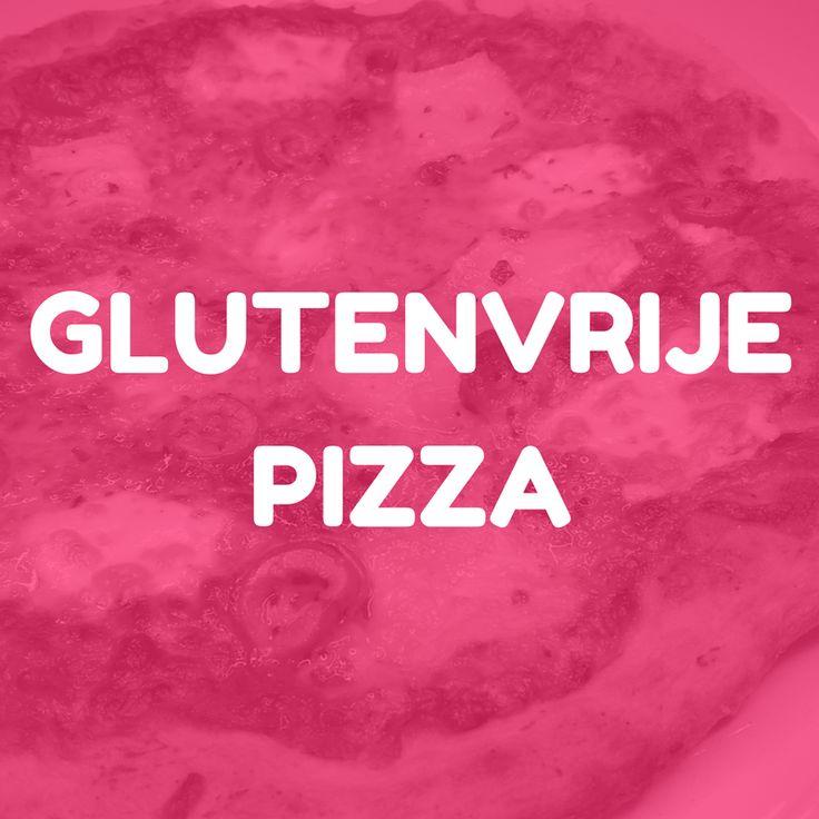 Wil je een echte Italiaanse Glutenvrije Pizza maken en zelf lekker opeten? In deze blog leg ik je uit hoe je de perfecte glutenvrije pizza maakt!