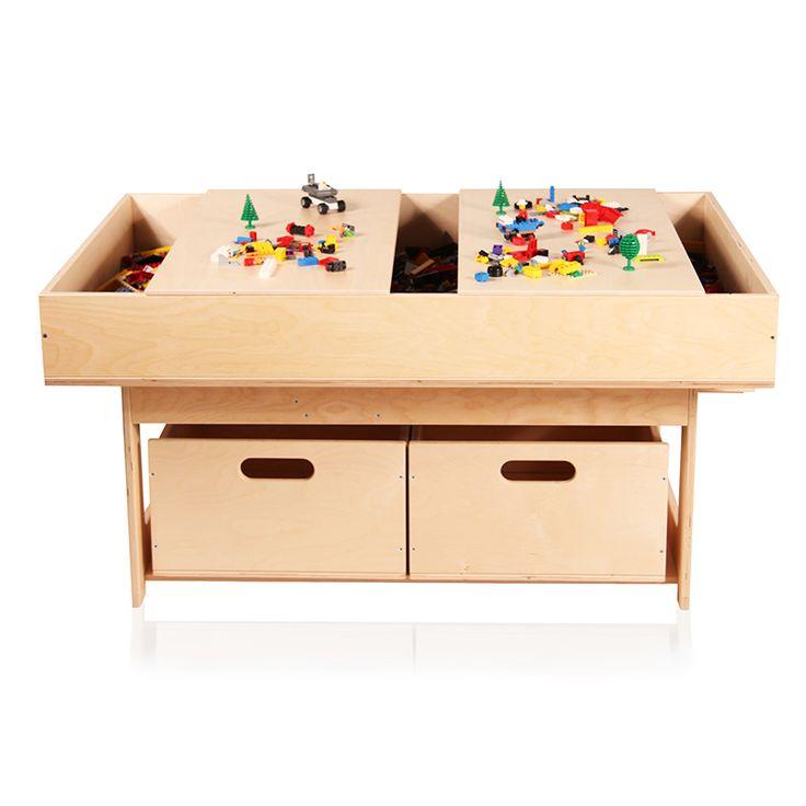 25 beste idee n over lego tafel op pinterest lego opslag lego kinderen kamers en lego - Tafel leeuw ...
