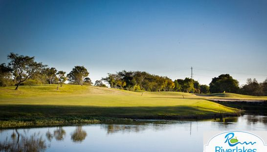 New addition to our 2 for 1 site at Riverlakes Golf & Country Club. Enjoy this beautiful course with a mate while just paying for one! #golf #golf2for1 #golfqld