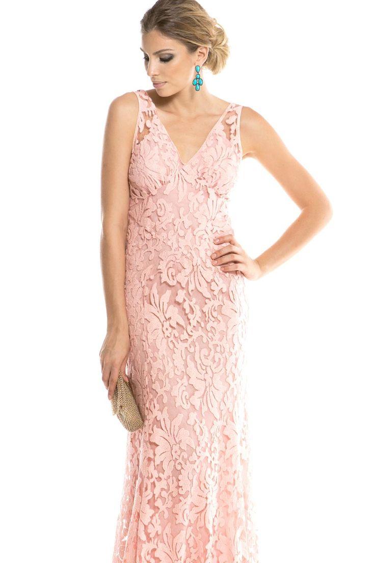 32 best Vestido festa images on Pinterest | Party fashion, Classy ...
