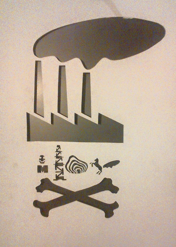 four deadly and toxic industries.