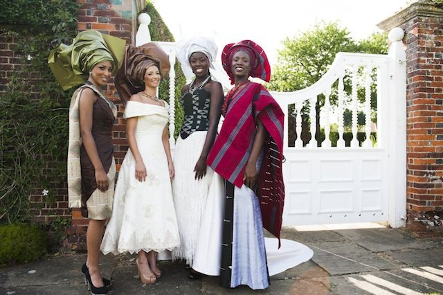 95 Best African Wedding Fits & Bits Images On Pinterest