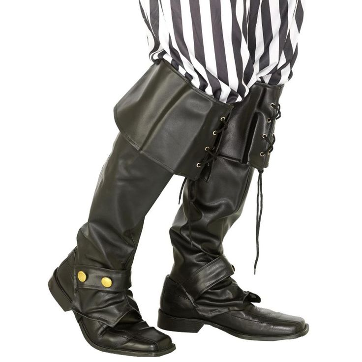 Pirate Bootcovers - £9.99 - A great collection of Pirate Bootcovers fancy dress from Luvyababes