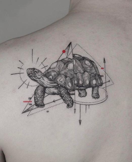 best 20 tortoise tattoo ideas on pinterest. Black Bedroom Furniture Sets. Home Design Ideas