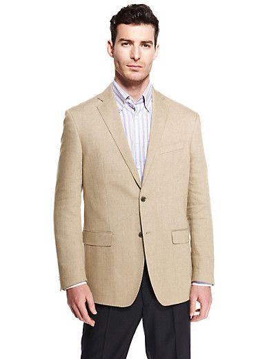 36 best Sports Jacket - Beige (Linen) images on Pinterest