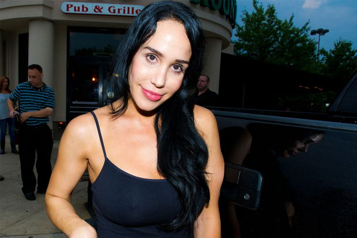 """See What """"Octomom"""" Nadya Suleman (Now Natalie) and Her Kids Look Like Today!"""