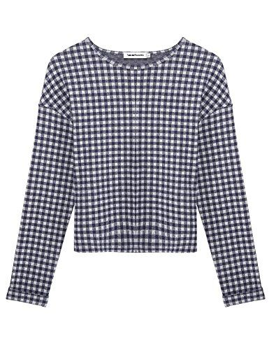 BOYLYMIA Women Long Sleeve Pullover Loose Crop Tops T-Shirt Sweatshirts(Blue,X-Large) Boylymia http://www.amazon.com/dp/B01ADVAJBU/ref=cm_sw_r_pi_dp_e6UOwb1AHMNN7