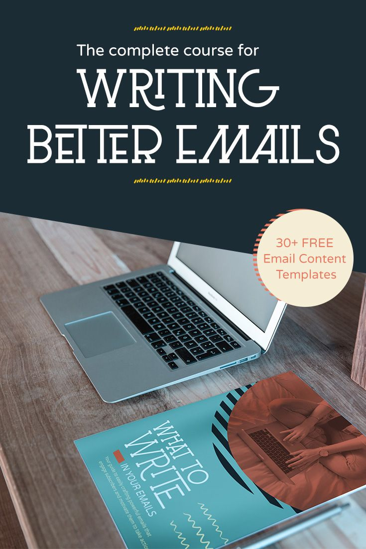 Write and send outstanding emails in as little as 10 minutes a day - even if you're not a writer, plus 30+ fill-in-the-blank email content templates. #emailmarketing