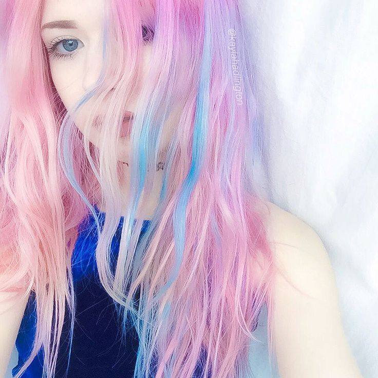 hair chalk doodles by kaylahadlington You can follow me at @JayneKitsch