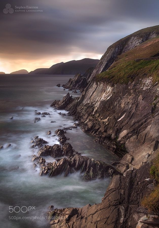 Slea Head County Kerry, Ireland by stephenemerson