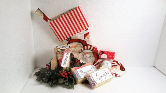 Bath and Body Luxury Gift Stocking Stuffer by SensibleSoapWorks