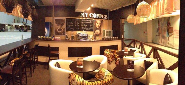 Шато-Ледо. Кофейня My Coffee