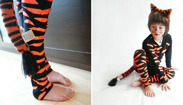 DIY Déguisements de Halloween -
