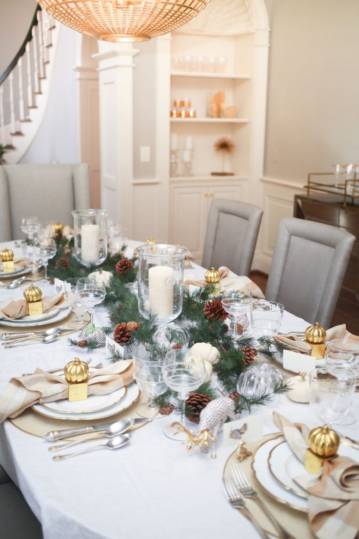 Style your Table for Thanksgiving with Fashionable Hostess + StyleBluePrint Nashville 5