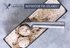 Hjemmelavet is | Italiensk is med mandler | Semifreddo - isen der kan laves uden ismaskine | Bobedre.dk