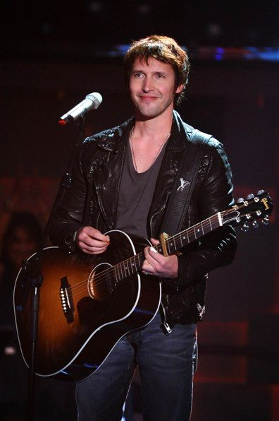 James Blunt performs in Milan