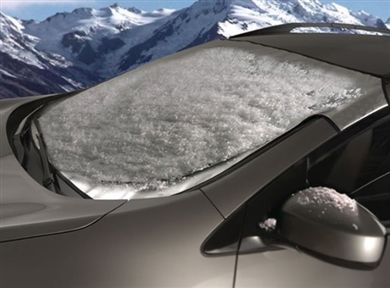 Intro-tech Honda SnowShade: http://www.partscheap.com/Introtech-Honda-Snow-Shade-p/hd-1000s.htm    Computer precision cut for a custom fit, it absolutely protects your vehicle's windshield from any and all weather elements. On sunny winter days, it protects leather seats from becoming hot and cracking while keeping the interior comfortable to the touch